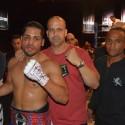Samuel Figueroa siempre soñó con ser boxeador