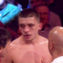 Featherweight world champion Lee Selby arrives in the U.S.