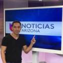Fernando Montiel ya está en Glendale para su duelo titular