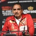Abel Sánchez entrenará a Carlos Cuadras