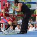 Emotivos combates en la tercera jornada del 'Torneo Guantes de Gloria IV'