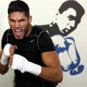 """Gilberto """"Zurdo"""" Ramírez a punto para su pelea en Las Vegas"""
