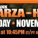 Galarza vs. Hurd ShoBox: The New Generation Final Weights, Quotes & Photos