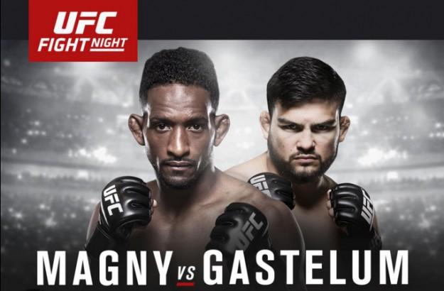 UFC FIGHT NIGHT MONTERREY: RESULTADOS DE PESAJE