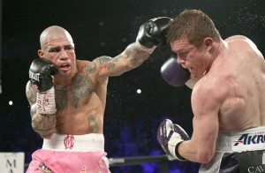 'Canelo' Álvarez crowned the new WBC, Ring Magazine and lineal middleweight world champion