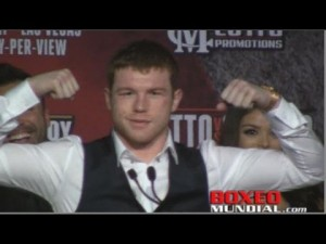 Video: Canelo on fighting GGG… I'm ready