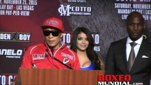 Video: Francisco Vargas to the press about his win over Miura at post fight press conference