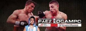 Gran expectación por duelo entre Maromerito Páez y Chema Ocampo el sábado