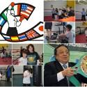 """Gimnasio """"Don José Sulaiman""""  realiza evento en Buenos Aires"""