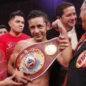 Moisés Fuentes / Ve con 'buenos ojos' una pelea ante el boricua'Bomba' González