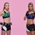 UFC Fight Night: Namajunas vs VanZant