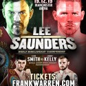 WBA 160LB KING JACOBS BACKS LEE TO BEAT SAUNDERS, BUT SAUNDERS TELLS HIM NOT TO BOOK A DATE YET