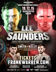 SAUNDERS FIRES BACK AT LEE COMMENTS