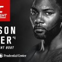 UFC Returns to Prudential Center Jan. 30: Rumble vs Bader
