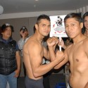 "Ex campeón Juvenil WBC, Sergio ""Tama"" Torres encara en duelo de alto voltaje a Iván ""Gato"" López"