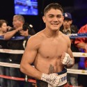 Joseph Diaz Jr. crowned new NABF Featherweight Champion with TKO win over Hugo Partida