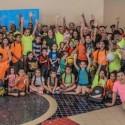 OMB entrega regalos a niños de Barranquitas