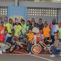O.M.B. lleva regalos a niños de 'Monte Hatillo'