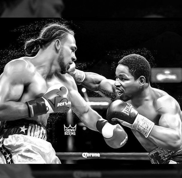Keith Thurman sustains injury forcing postponement of title defense against Shawn Porter
