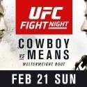 UFC returns to Pittsburgh