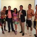 Vuelve la emoción del boxeo a Aguascalientes