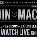 Dennis Galarza takes on Bence Molnar on PBC: the next round on bounce TV Sunday, January 31