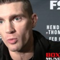 Video: Wonderboy Thompson on a Conor McGregor move to welter: I think he would be stronger