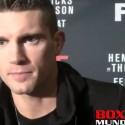 Video: Stephen Thompson on Hendricks fight: I don't look for KO, I just let it happen