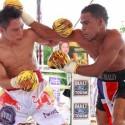 Kiatniwat y Lebron en peso y listos para combatir