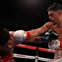 Randy Caballero scores a knock out victory