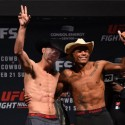 UFC Fight Night: Cerrone vs Oliveira Resultados del Pesaje