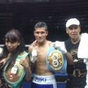 Ricardo Lara / Prospecto mexicano firma con 'All Star Boxing'