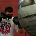 A todo vapor el entrenamiento de Rocky Martínez para choque frente a Miguel Berchelt