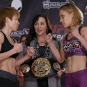 Invicta FC 16 Weigh-in Results