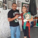 Al ring la azteca 'Magnífica' García