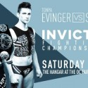 Invicta FC 17 lands at the hangar in Costa Mesa on May 7