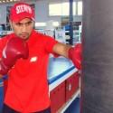'Churritos' Hernández, convertido en uno de los mejores peleadores mexicanos
