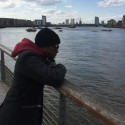 Eric Hunter in London, Ready to Take Selby's IBF Featherweight Title This Saturday