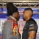 Anthony Joshua: I'll probably go out and try to take his head off