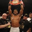 Anthony Joshua Kos Charles Martin to win heavyweight belt Saturday on Showtime