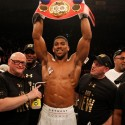 Unbeaten IBF World Heavyweight Champion Anthony Joshua, Undefeated, World-Ranked Challenger Dominic Breazeale International Media Conference Call Highlights
