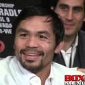 Vuelve al ring el gran Manny Pacquiao