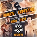 WSOF31 Main Card Complete With Three New Bouts For June 17
