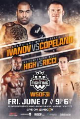 WSOF31: Seven Bout Prelim Card Set For June 17; Lorenzo Hood To Debut