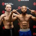 ShoBox final weights, quotes & photos for tripleheader tomorrow live on Showtime