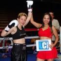 Tricampeona mundial Layla McCarter, buscará otra victima mexicana