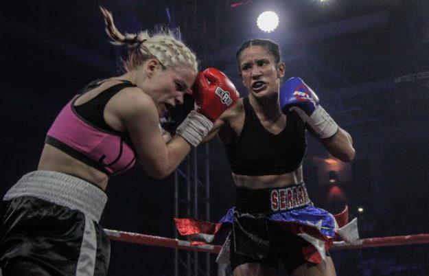 serrano vs kiss pelea-victor planas-red carpet promotions