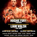 Hughie Fury and Fred Kassi meet face-to-face at the final press conference
