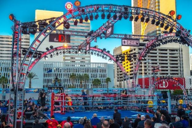 """Knockout Night at the D"" in Las Vegas Magomedov vs. Hernandez card weigh-In at 5 p.m. PT Friday, May 21"