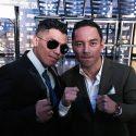 Fernando Montiel y Jorge Lara cara a cara hoy en Los Angeles